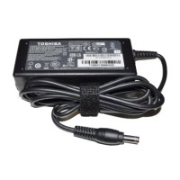 Toshiba Adaptor Notebook 19V-3.42A - Hitam