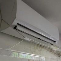 Akrilik AC 110 / Talang AC / Penahan Hembusan AC