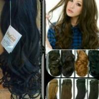 Wig / Hair Clip Stylist Panjang 60 Cm