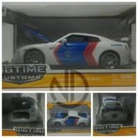 Diecast Jada Nissan GTR R35 (Custom Patwal)