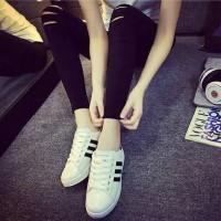 sendal sepatu kets wanita(sendal sepatu cewek)
