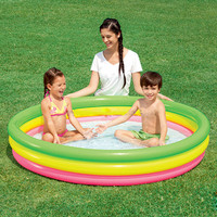Kolam Anak Summer Set Pool Pelangi Bestway #51103