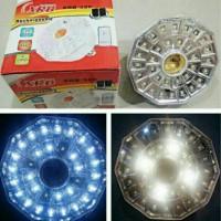 LAMPU emergency gantung+fitteng 35 LED xrb