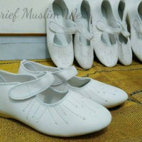 Sepatu Wanita Exclusive Super (Ardha Collection)   Untuk Haji/Umrah