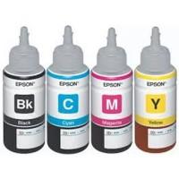 Epson Tinta Botol Set T6641-44 70ML