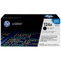 HP Laserjet Q6000A 124A Toner - Hitam