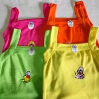 Kaos Dalam/Singlet Anak Warna Size L (Usia 3-4 Tahun)