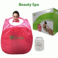 Portable steam sauna spa beauty kecantikan alami wanita terapi kurus
