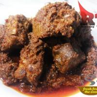 Rendang Talago Daging Sapi 1/4 Kg - Original