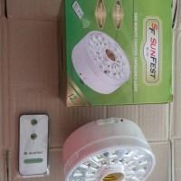 lampu otomatis (listrik mati lampu nyala) / emergency lamp