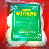 Rujak cireng Brecxelle Bekasi