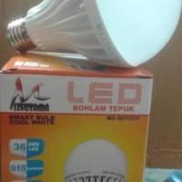Lampu LED Bohlam Tepuk 15 Watt Sensor Suara Unik 15watt