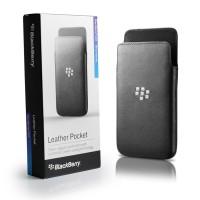 Blackberry Leather Pocket Z10 original | Case