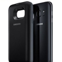 Samsung Galaxy S7 Flat Backpack Case (Black)