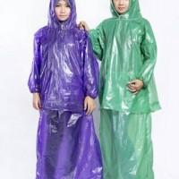 Jas Hujan Ibex Jaket Rok Plastik HDPE