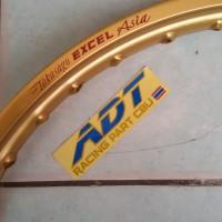VELG TAKASAGO EXCEL GOLD R 17X1.40