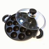 cetakan kue 15 lubang/ snack maker/ takoyaki pan