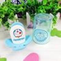 Tempat Sikat Gigi + Gelas - Doraemon