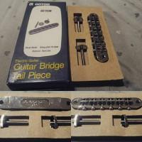 Gotoh ABR tune o matic bridge GE103B (japan made)