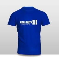 Kaos Baju Pakaian GAME CALL OF DUTY 3 Murah