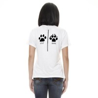 RAOFE LADIES BODY FIT : CAT AND DOG