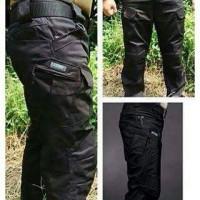 Celana blackhawk, celana tactical,outbond celana army, simple black
