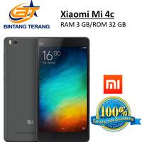 [NEW] Xiaomi Mi 4c Black RAM 3GB ROM 32GB Original Garansi