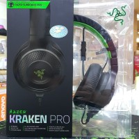 Razer Kraken Pro 2015 Analog Gaming Headset Black