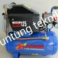 Kompresor listrik merk Lakoni tipe Imola 125
