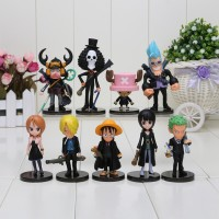 One Piece World Collectable Figure Volume 3 Toys Action Figure
