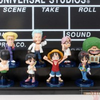 One Piece World Collectable Figure Volume 7 Toys Action Figure