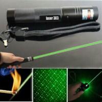 green laser pointer 303 / green laser batrai cas / green laser murah