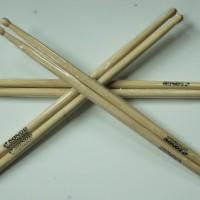 2 Pcs Stick Drum Kayu Putih - Rolling / Sonor / Zildjian