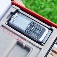 Nokia E90 Black / Hitam Fullset ex Collector