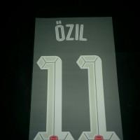 Original Nameset for Arsenal UCL 2015-16