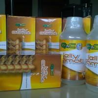 QnC Jelly Gamat - obat sakit tumit - obat flu tulang