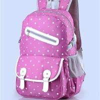 tas sekolah anak&remaja /tas ransel laptop anak plus raincoat fnd 003
