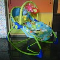 Kursi Mainan Bayi agar Tidak Rewel Baby Bouncer Pliko Hammock Murah