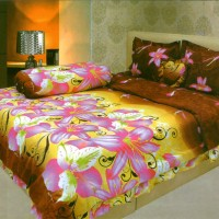 Bedcover Lady Rose Disperse 180 - Tropic