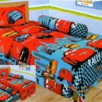 Bedcover Lady Rose Disperse 180 - Cars