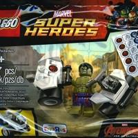 LEGO Marvel Super Heroes -5003084 The Hulk Minifigure Avengers Polybag