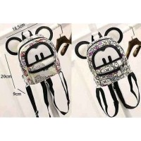 BAG Mickey Cute/Tas Anak Mickey Mouse