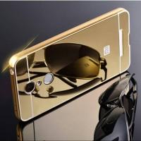 Xiaomi Redmi Note 3 Pro bumper casing case cover belakang bisa cermin