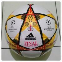 Bola Futsal Adidas Liga Campions Size 4 Original putih/hitam/orange