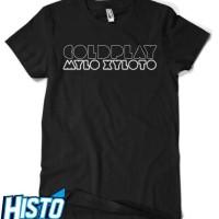 Kaos Coldplay - CLD7 BK