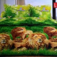 Sprei BONITA lion king ukuran 180 x 200