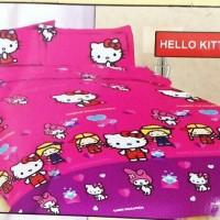 Sprei BONITA Hello Kitty & Friends