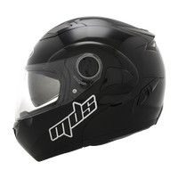 Helm MDS Pro Rider Flip Up Modular Black FullFace Full Visor