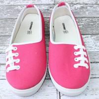 Sepatu Casual/Kets/Flat/santai/Murah Converse All Star Women Tali Samp