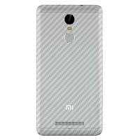 9skin - Premium Skin Protector Xiaomi Redmi Note 3 - 3m White Carbon